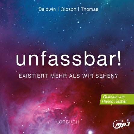 unfassbar! (mp3 CD-Hörbuch)