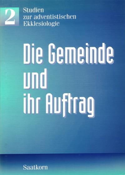 Die Gemeinde und ihr Auftrag (PDF)
