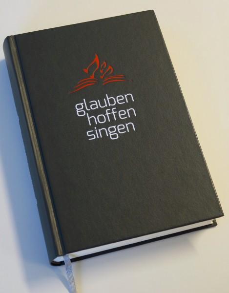 Liederbuch glauben-hoffen-singen (Hardcover)