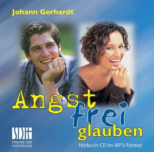Angstfrei glauben (mp3-CD)