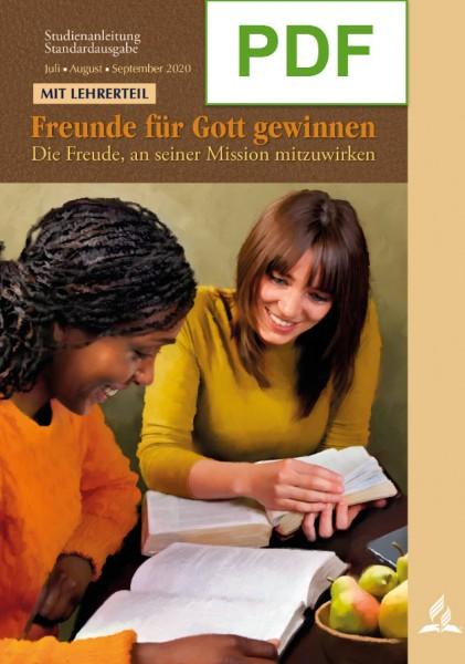 Studienanleitung mit Lehrerteil 2020/3 (PDF)