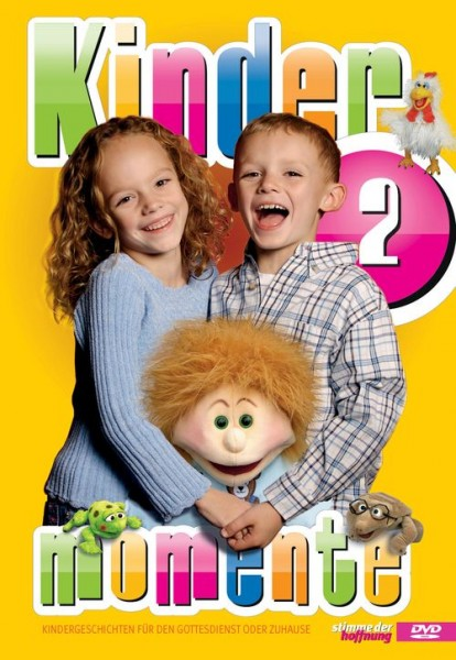 Kindermomente 2 (DVD)