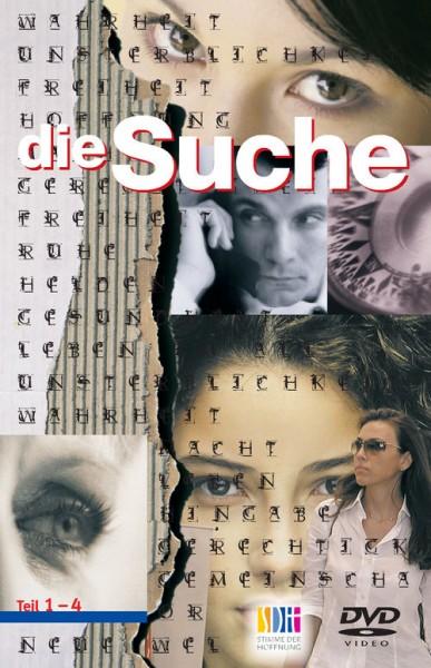 Die Suche – 20 teilige Serie (DVD)