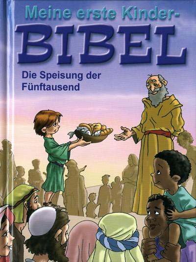 Meine erste Kinderbibel - NT 2