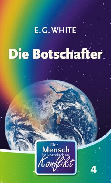 Der Mensch im kosmischen Konflikt, Bd. 4