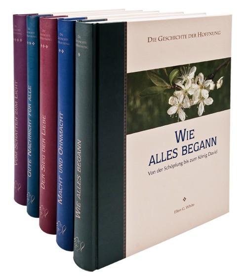 Die Geschichte der Hoffnung (5 Bände/Premium)
