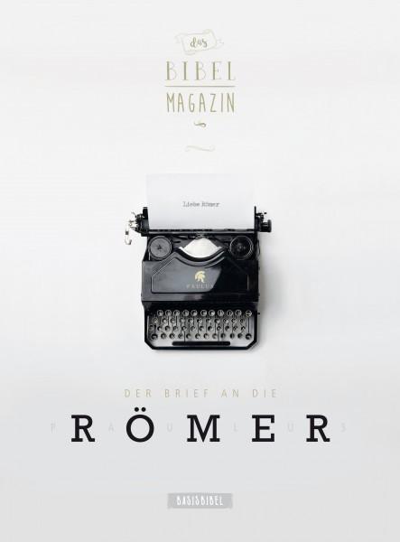 Der Brief an die Römer - Magazin