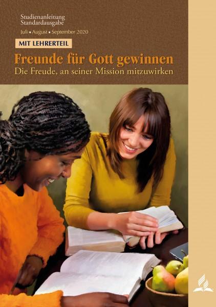 Studienanleitung mit Lehrerteil 3/2020