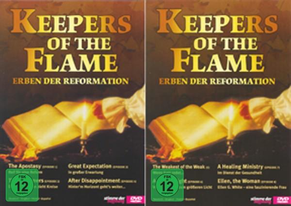 Erben der Reformation 1-8 (DVD)