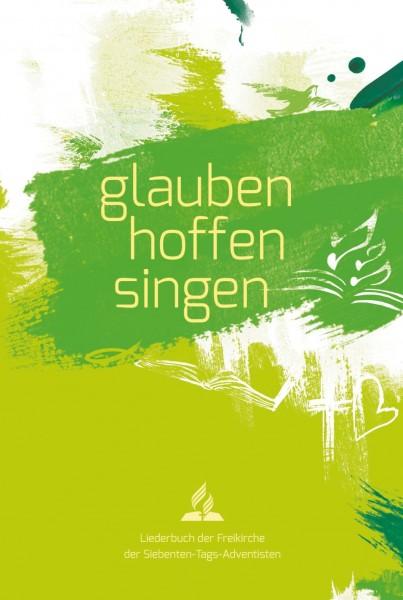 Liederbuch glauben-hoffen-singen (Softcover grün)