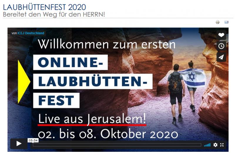 Laubhuttenfest_2020_online_ICEJ