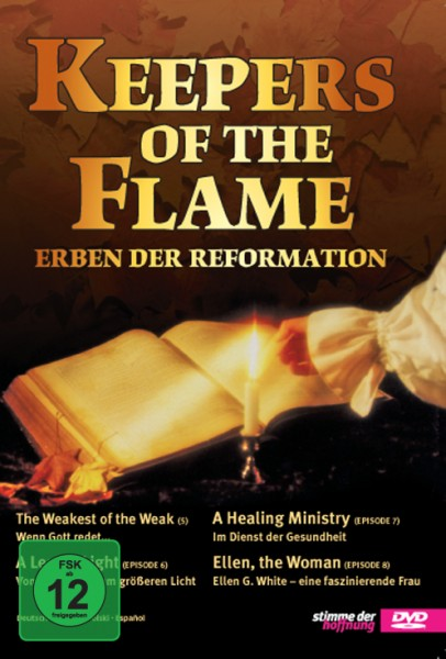 Erben der Reformation Episode 5-8 (DVD)