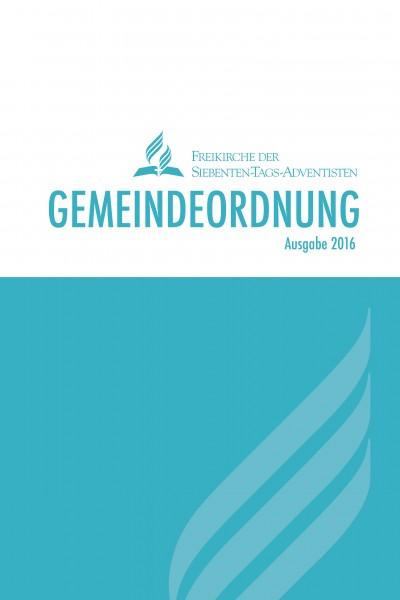Gemeindeordnung 2016