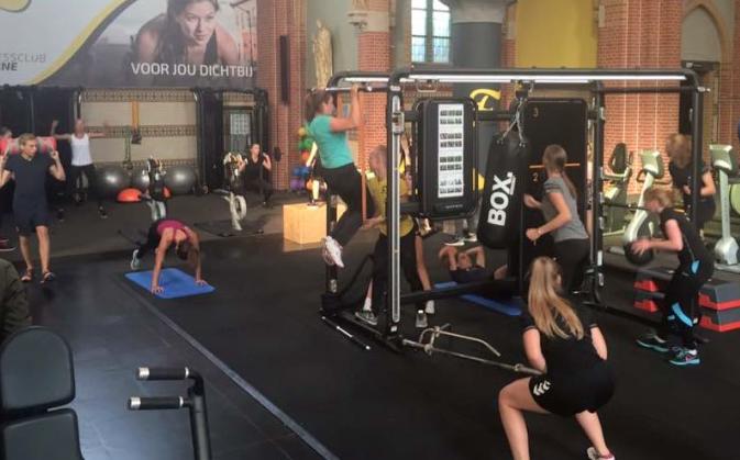 Kirche_Fitnessstudio_Niederlande