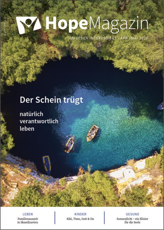 Hope_Magazin_2020_2_Natur_Cover