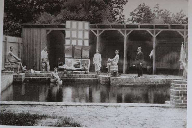 Luftbad_Friedensau_1906_ThHF_Archiv