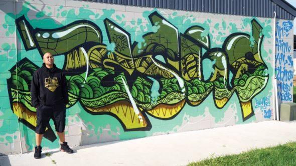 Graffiti_Projekt_Kirche_AdventistRecord
