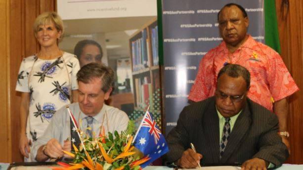 ADRA_Projekt_PapuaNeuguinea_ADRA_PNG_Adventist_Record