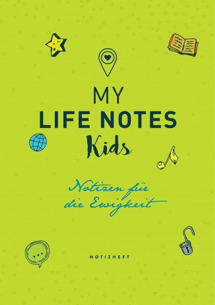 My Life Notes Kids