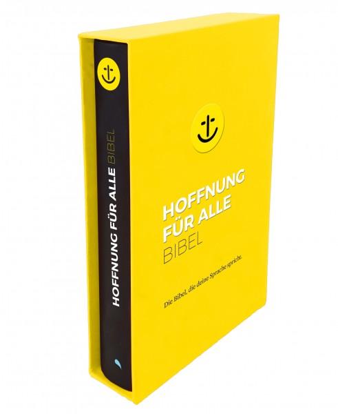 """Hoffnung für Alle """"Black Hope Edition"""" (Geschenkbibel)"""