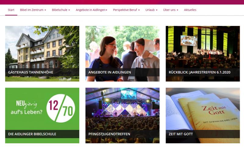 Diakonissen_Aidlingen_Screenshot