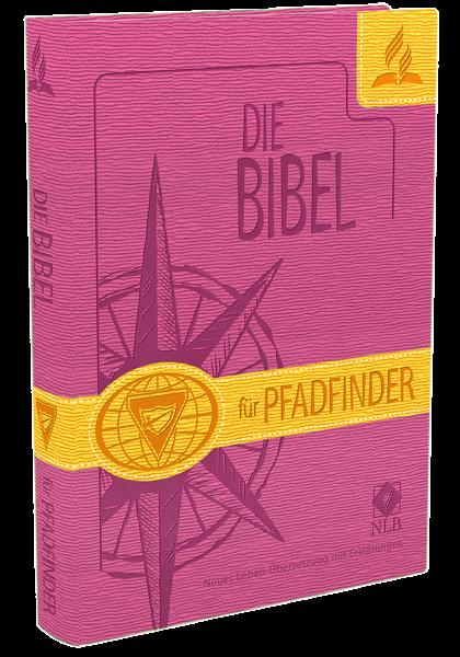 Pfadfinderbibel (grau-rot)