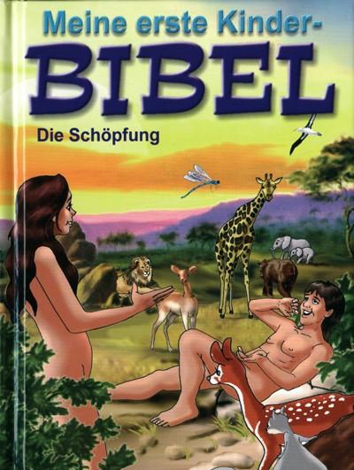 Meine erste Kinderbibel - AT 1