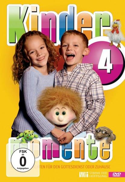Kindermomente 4 (DVD)