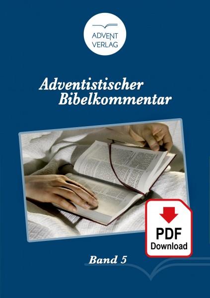 ABC-Bibelkommentar 5 (PDF-Download)