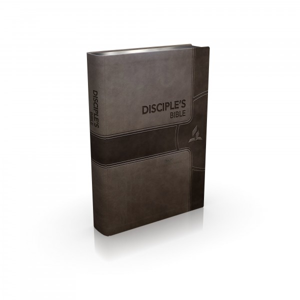 Disciple´s Bible (braun) - New King James Version