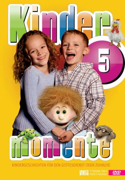 Kindermomente 5 (DVD)