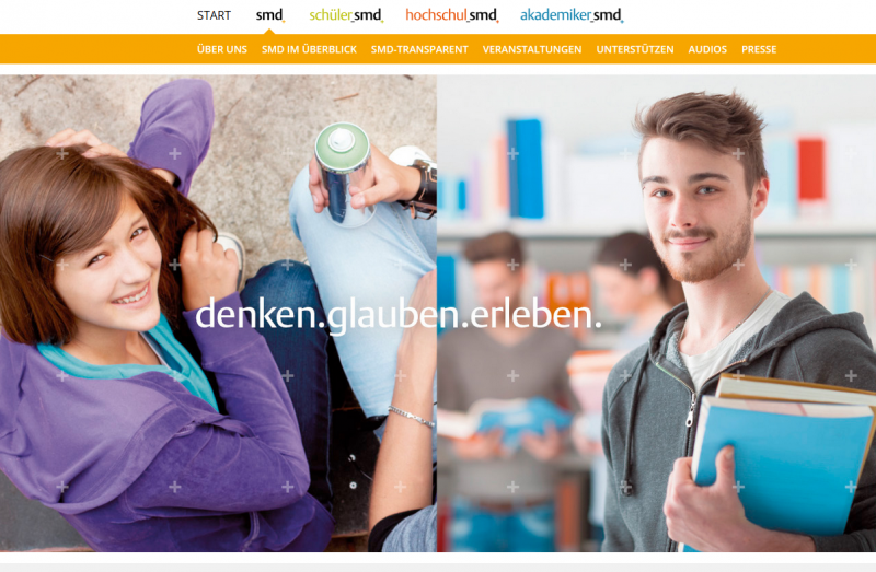 Studentenmission_Deutschland_Screenshot_Homepage