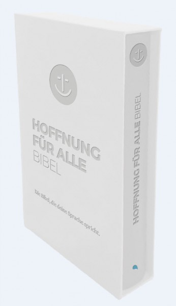 """Hoffnung für Alle """"White Hope Edition"""" (Geschenkbibel)"""