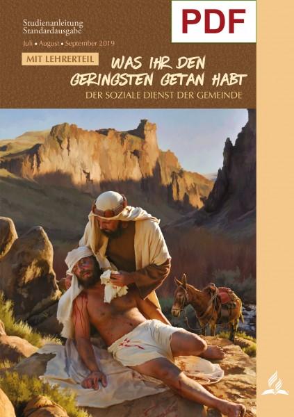 Studienanleitung mit LT 2019/3 (PDF)