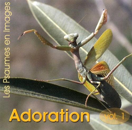 Anbetung (1) – 7 Psalmen (PPP auf CD)