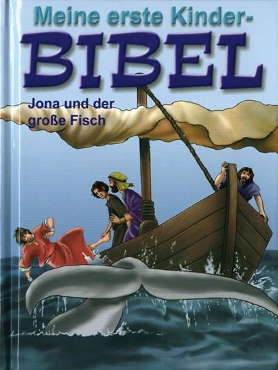 Meine erste Kinderbibel - AT 3