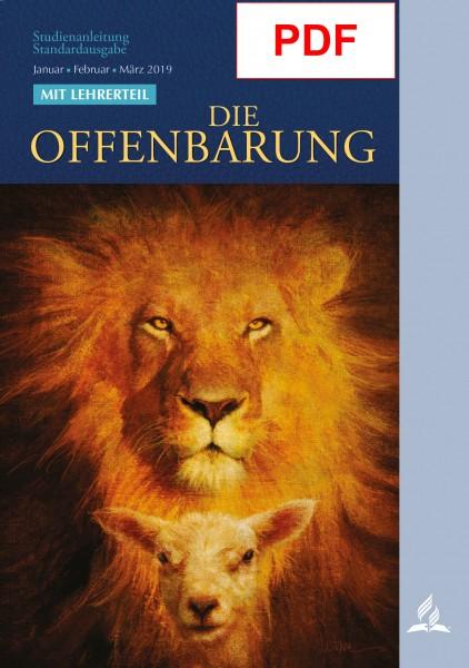 Studienanleitung mit Lehrerteil 2019/1 (PDF)