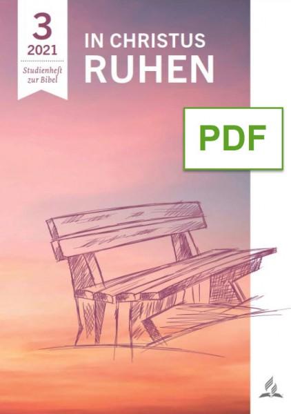Studienheft zur Bibel 2021/03 (PDF)
