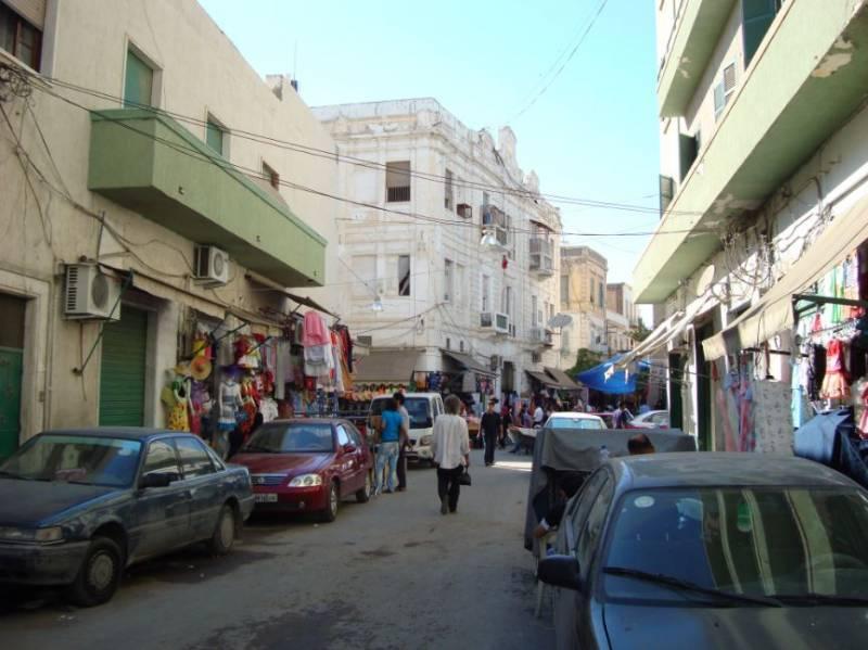 Lybien_Tripolis_CueneytTuerksen_pixelio