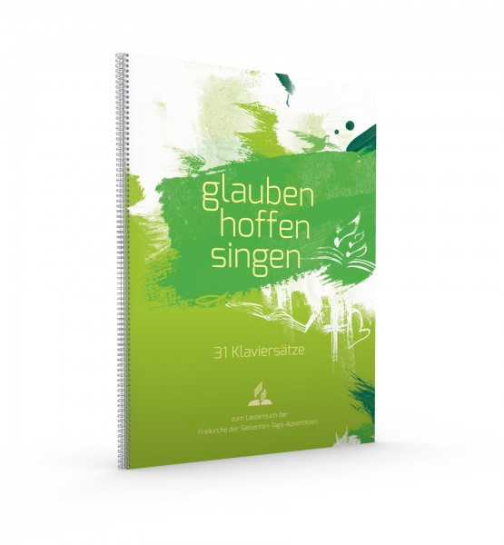 Klaviersätze zu glauben-hoffen-singen