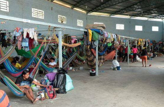 Notbehausung_Brasilien_ADRAinternational