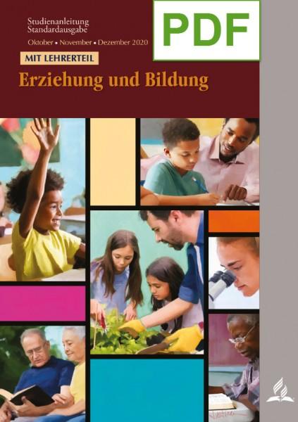 Studienanleitung mit Lehrerteil 2020/4 (PDF)
