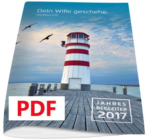 Jahresbegleiter 2017 (PDF)