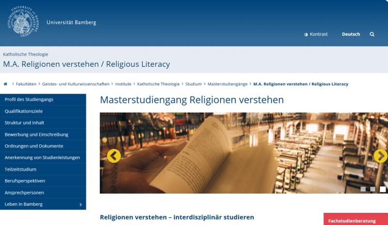 Religionen_verstehen_Screenshot_Uni_Bamberg