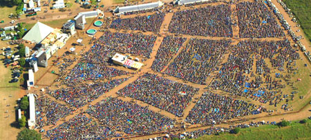 CPA-Camporee 2009 in USA
