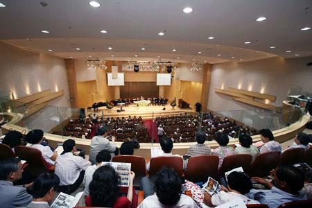Koreanische STA-Kirche