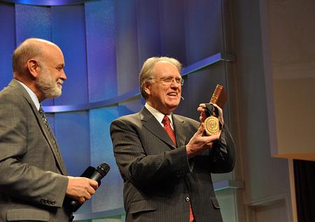 Jan Paulsen und Dr. Richard Hart