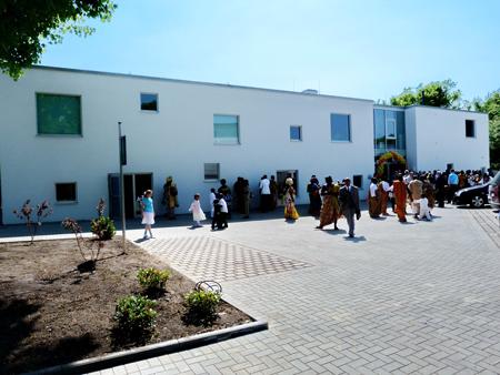 Gemeindehaus - Außenaufnahme