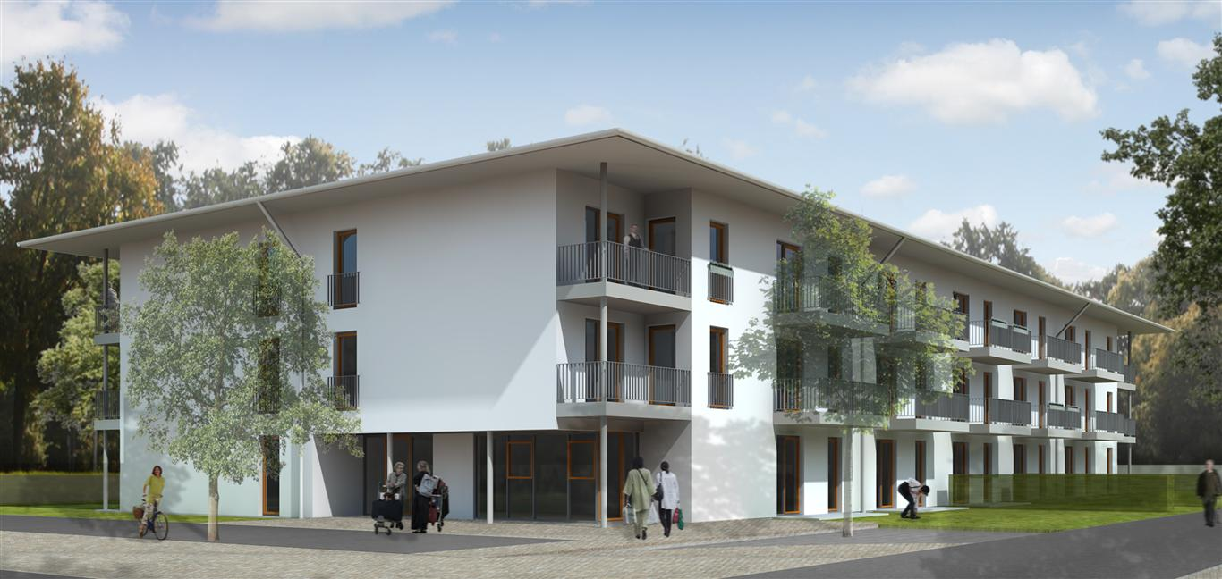 Service-Wohnhaus Uelzen