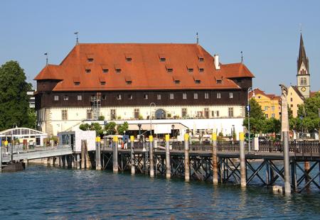 Konzil-Gebäude Konstanz